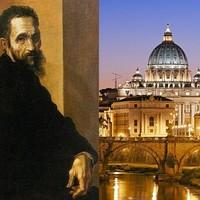 Római kirándulás Michelangelóval