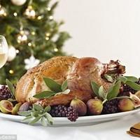 A világ legdrágább karácsonyi vacsorája