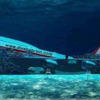 Jön a világ legnagyobb víz alatti élményparkja