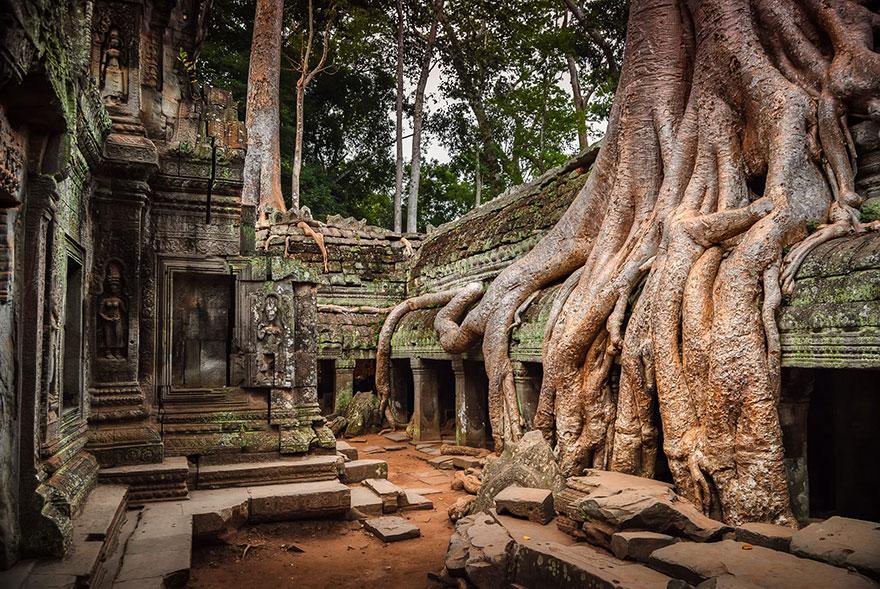 Angkor, Kambodzsia