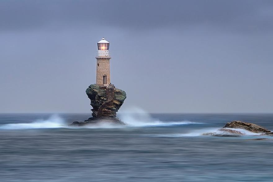 Andros Island, Görögország