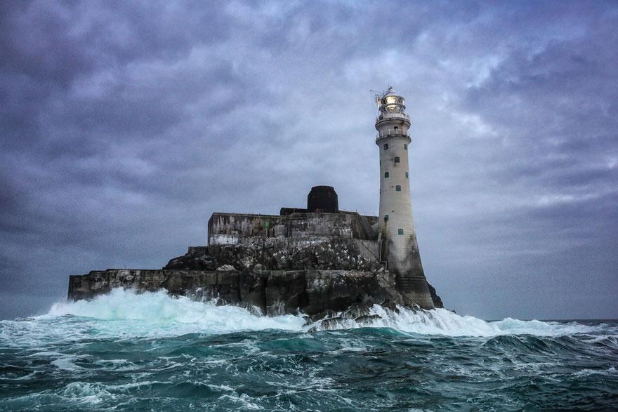 Lighthouse Of Fastnet Rock, Írország