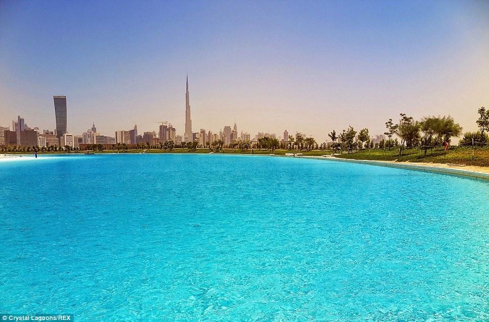 Ez még csak lesz: a Mohammed Bin Rashid City Dubaiban