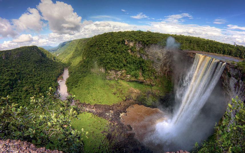 Kaieteur, Guyana