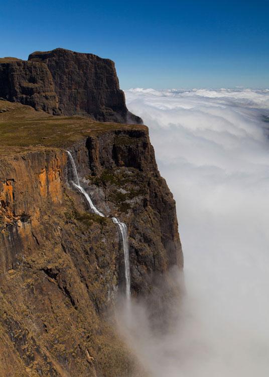Tugela, Dél-Afrika