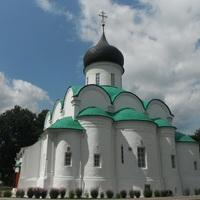 Alexandrov, Szentháromság-székesegyház