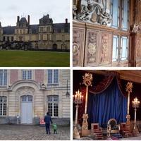 Fontainebleau romantikus reneszànsz kastèlya