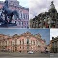 Szentpétervár - a Nyevszik Proszpekten
