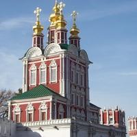 Novogyevicsij-kolostor