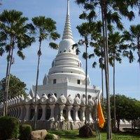 Thaiföld, templomok - Wat Yansangwararam