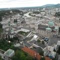 Salzburg, barokk ékszerdoboz Európa közepén