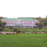 Kuszkovó parkja