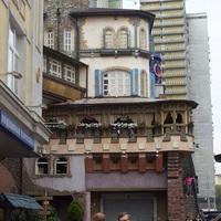 Arbat - egy itt felejtett épület