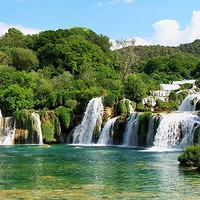 Krka Nemzeti Park, Horvátország - Skradinski buk