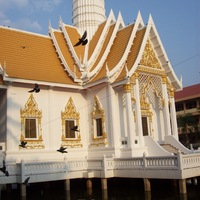 Thaiföld, templomok - Wat Chai Mongkon
