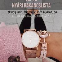 Nyári TOP10 bakancslista - Avagy tudd, mit vegyél idén nyáron, ha elégedetten akarod zárni a szezont!