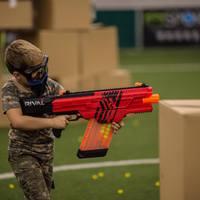Mit csinálj a gyerekeddel a hétvégén? Vár a legújabb őrület, a Nerf Rival!
