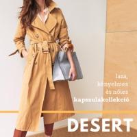 Desert Storm – laza, kényelmes és nőies