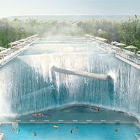 Ilyen látványos lesz a megújuló nagyerdei strand Debrecenben