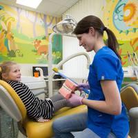Egy fogászati rendelő, ahol a gyerekek sem félnek a fogorvostól