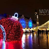 Olcsó, fényűző és itt van a szomszédban. Tudod melyik karácsonyi vásárról van szó?