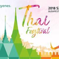 Thai Fesztivál a Vajdahunyad várában szeptember 02-án. A belépés ingyenes