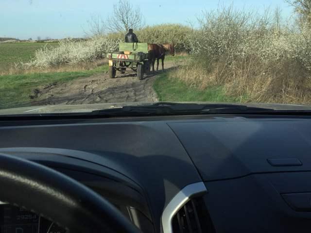 A nagyon vidék és a közlekedés