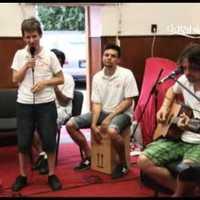 TAHITÓTFALU A NEMADOMFEL együttes és Kollinger Szabolcs közös műsora
