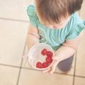 Idényzöldséget a babának!