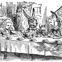 Bolond likból bolond kalapos fúj – Angol idiómák az Alice csodaországban hátterében