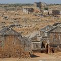 """Kő hátán kő: """"halott városok"""" Szíriában"""