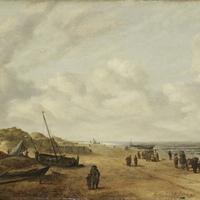 Hatalmascet teteme bukkant elő egy 17. századi holland festményen a restaurálás során