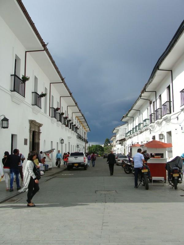 Popayan, a fehér város