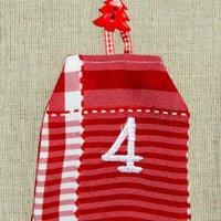 A negyedik adventi örömmorzsa: Saját készítésű bonbonok ajándékba.
