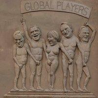 A meztelen Angela Merkel, a körbezárt Németország és más határmenti történetek