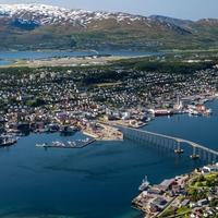 Tromsø, a legészakibb legek norvég városa