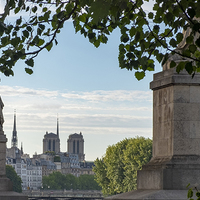 Az utca embere a Notre-Dame lángjairól
