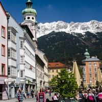 Most kell menni Innsbruckba, ha a várost is látni akarjuk!