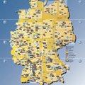 12 német úti cél autórajongóknak