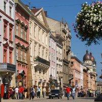 Lemberg, a legnyugatosabb ukrán város
