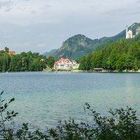 A Tündérkirály játszótere a bajor Alpok lábánál