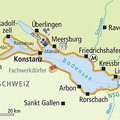Tíz hely, amiért érdemes a Bodeni-tóhoz utazni.