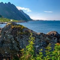 Norvégia legszebb látnivalója a hiúz lába, a Lofoten