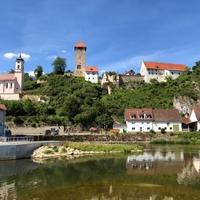 Kerékpárral a Fiatal Duna mentén