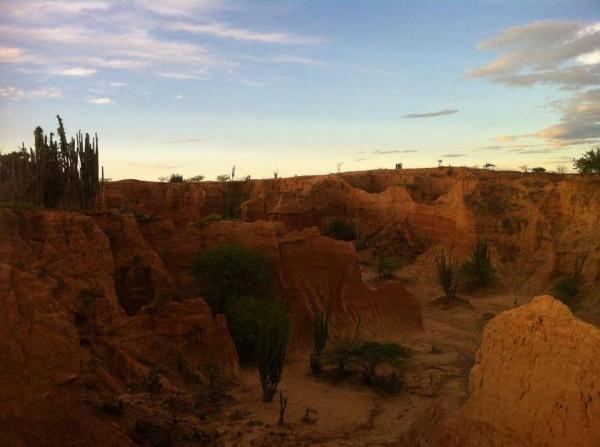 Tatacoa-sivatag