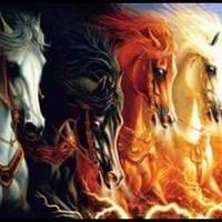 Apokalipszis négy lovasa egy párkapcsolatban