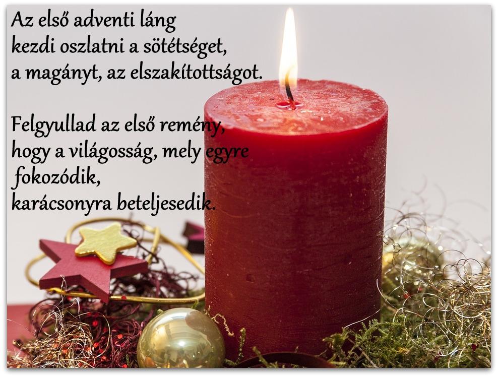 Advent első vasárnapja - Életvidám időskor