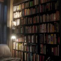 Könyvtár otthon