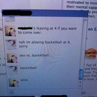 facebook - chat - kosár vagy szeksz?