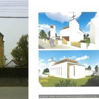 Szent Márton katolikus templom és harangláb - Dömsöd
